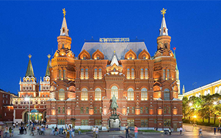 那些见证俄罗斯历史变迁的建筑们