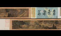 《汉宫秋图》 赏南宋皇家园林生活逸趣