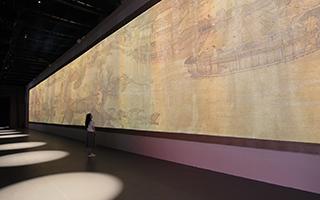 马未都:看新科技如何表达宋代绘画艺术瑰宝