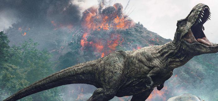 《侏罗纪世界2》肆意地收割端午票房