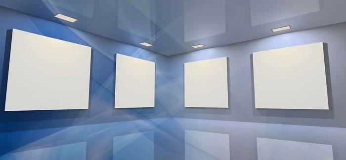 画廊之上的画廊