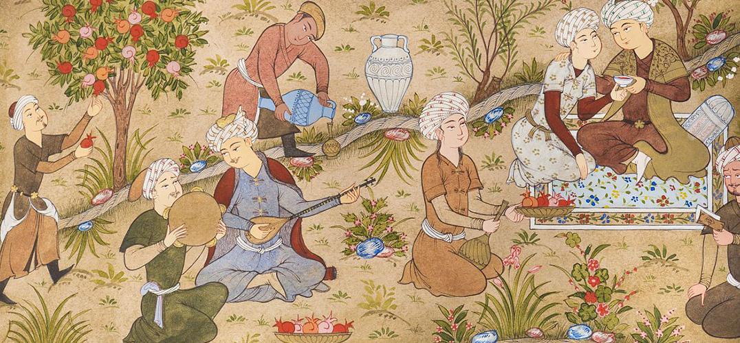 无问西东——从丝绸之路到文艺复兴