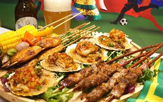 以足球的名义吃吃喝喝
