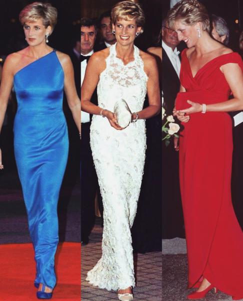 全世界的王妃们夏天穿什么?这几条连衣裙你必须有