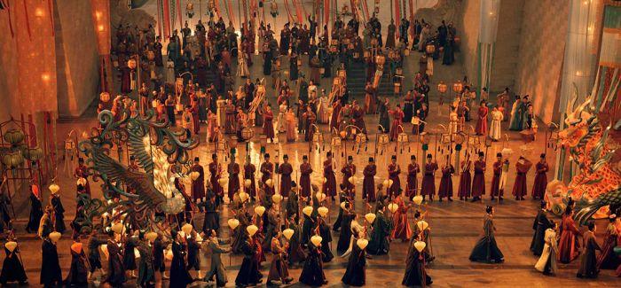 传统文化在百年光影中熠熠生辉