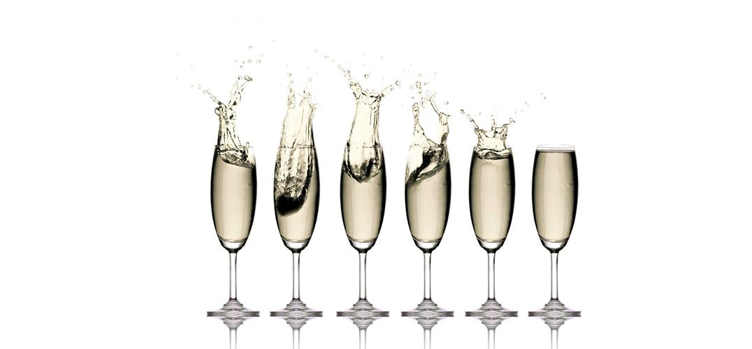 香槟配美食 对味蕾的唯美考验