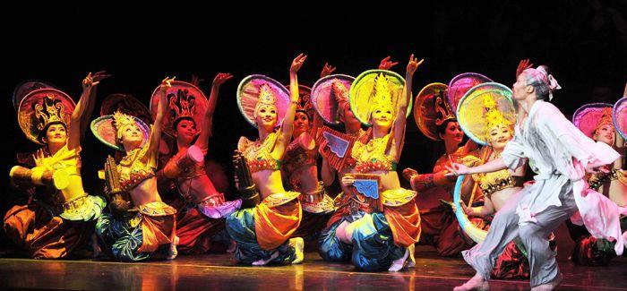 舞剧《丝路花雨》将在澳大利亚三城再现敦煌传奇