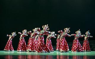 传统乐舞《沉香》在历史进程中积淀生命的厚重感