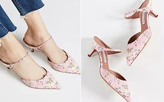 你会pick这双小粉鞋吗?