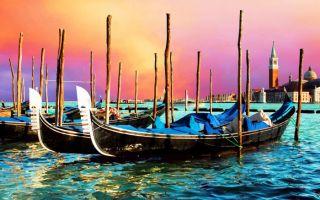 """威尼斯的""""日月光华"""""""