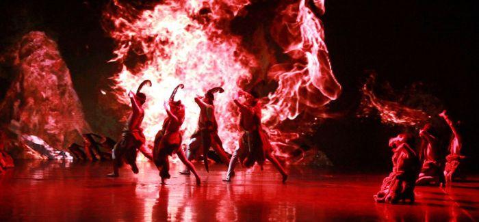 舞蹈《秦俑魂》让中国舞的种子植根世界舞台