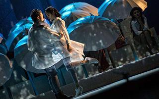 音乐剧场《我们的爱情故事》保利剧院再亮相