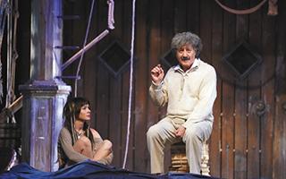 莎翁的《暴风雨》:文艺复兴式舞台上的今古对话