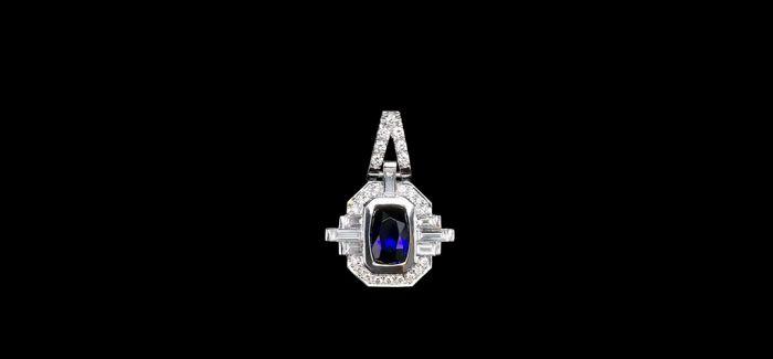蓝宝石的收藏价值 了解一下