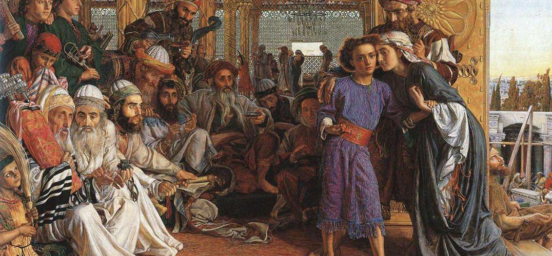 不喜欢画静物画的威廉·霍尔曼·亨特