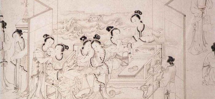 """天津博物馆举办""""清代中期绘画特展"""""""