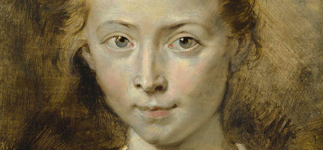 鲁本斯之女 卡拉·莎琳那肖像