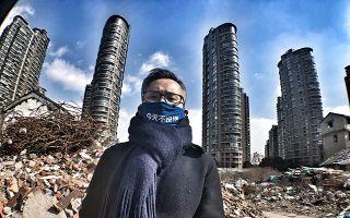 艺术家杨烨炘一年不说话 记录一个伟大的改革之年