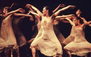 这个瘦骨嶙峋的女人颠覆了现代舞