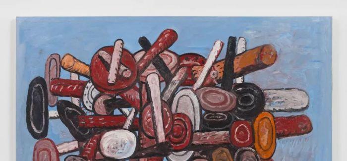 黑匣子:菲利普·加斯顿厌倦了抽象主义的纯粹!他想要讲故事