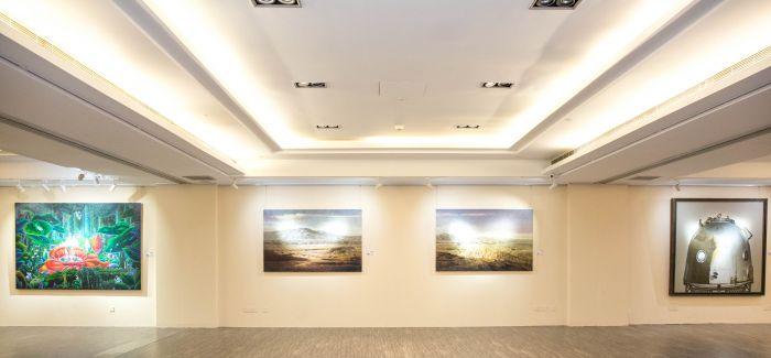 """""""当代中国油画精英邀请展""""亮相上海艺术馆"""
