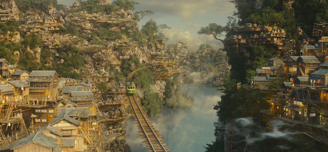 深受中国文化影响的日本奇幻电影