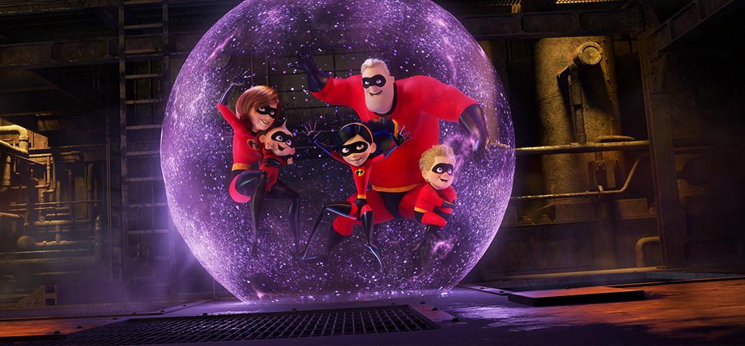 """《超人总动员2》:""""整""""一下超人先生"""
