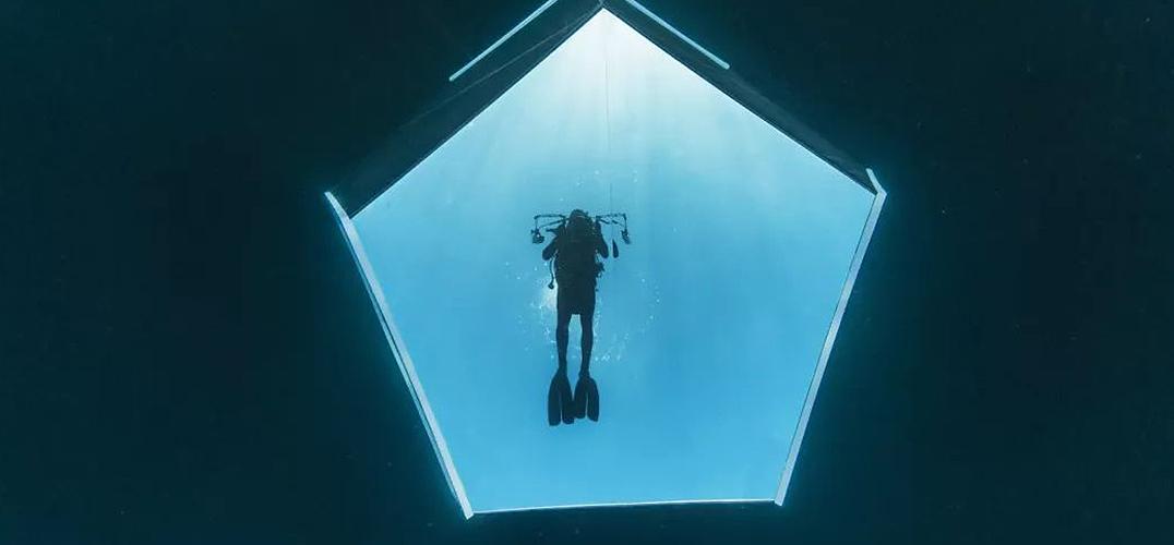 请允许我 通往海洋的深处