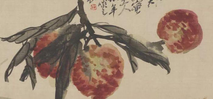 """吴昌硕笔下的""""花世界"""""""