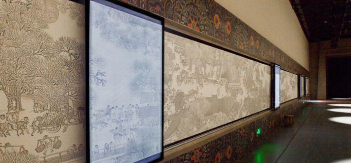 《清明上河图3.0》超清8K视界  夏普助力中华文化传承