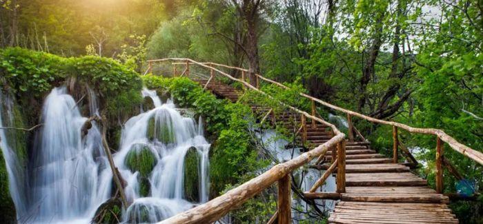 克罗地亚十六湖:远离尘世 灵动静谧