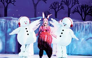 音乐剧《雪孩子》愿美好永远留在你的心里