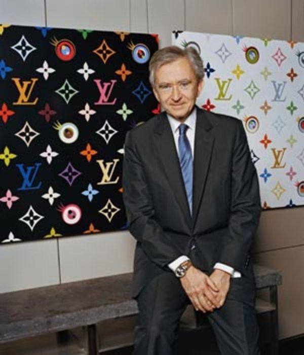 Bernard Arnault掌控了LVMH集团 图片来自品牌