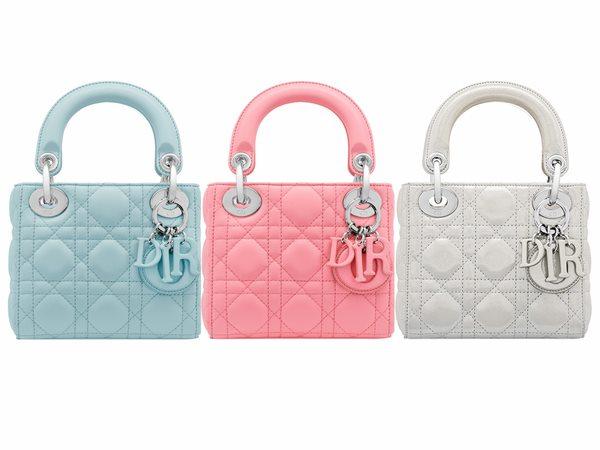 Lady Dior nano 图片来自品牌