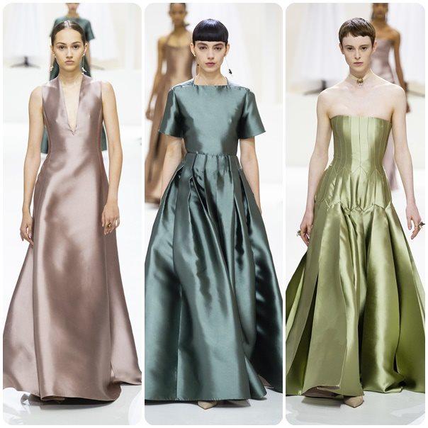 Christian Dior 2018秋冬高定秀 图片来自IC
