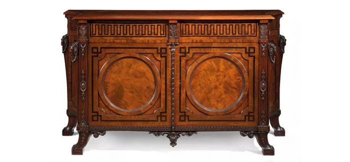 托马斯‧齐彭代尔的家具设计世界