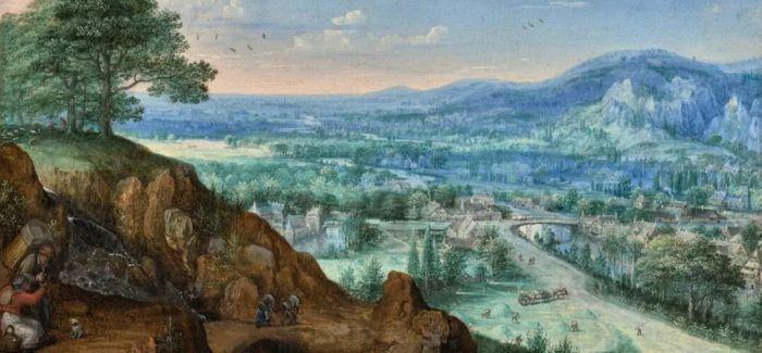 苏富比西洋古典油画晚拍上的鲁本斯和布吕赫尔
