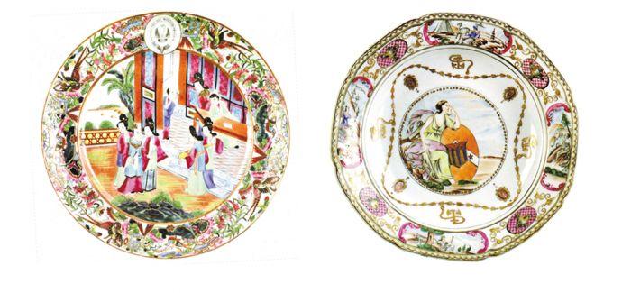 欧洲人为何深爱广彩人物画瓷器?