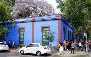 这栋蓝房子 记录了弗里达的三次灾难