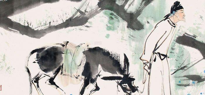"""艺术家赵半狄放弃熊猫""""以驴为舞"""""""