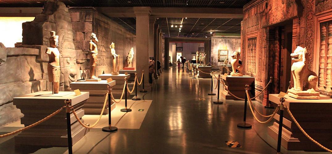 """想象博物馆体验方式的""""未来化"""""""