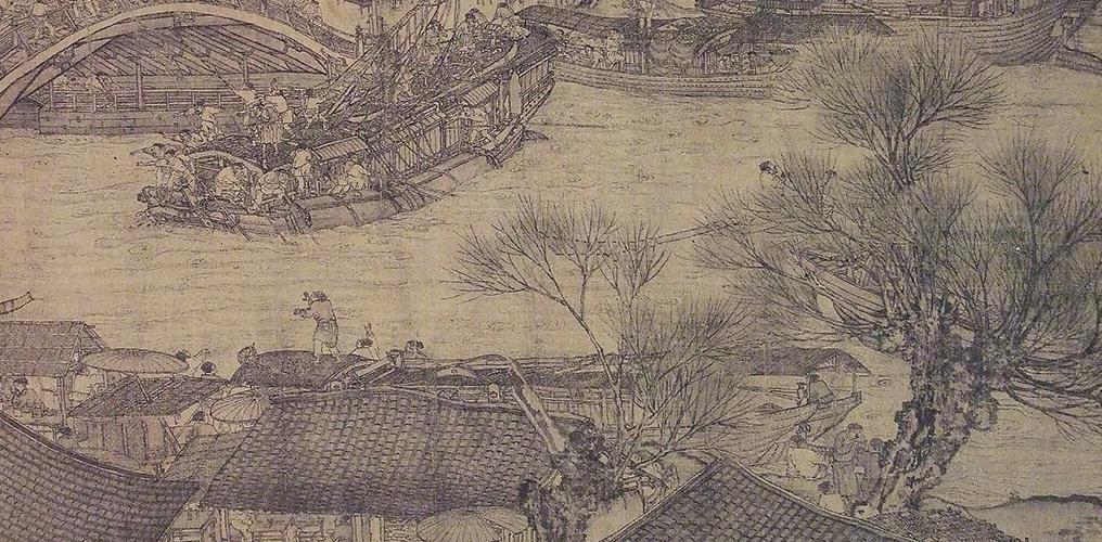 人 物 景三位合一《清明上河图3.0》带重温汴京梦华
