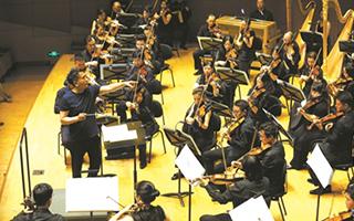 """中国交响乐团的""""宇宙之旅"""""""