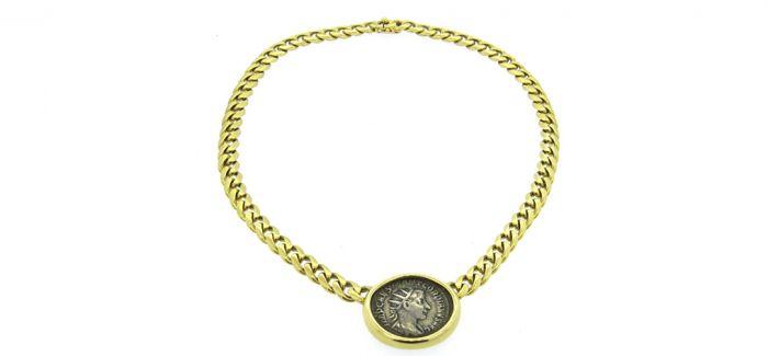 是硬币也是项链