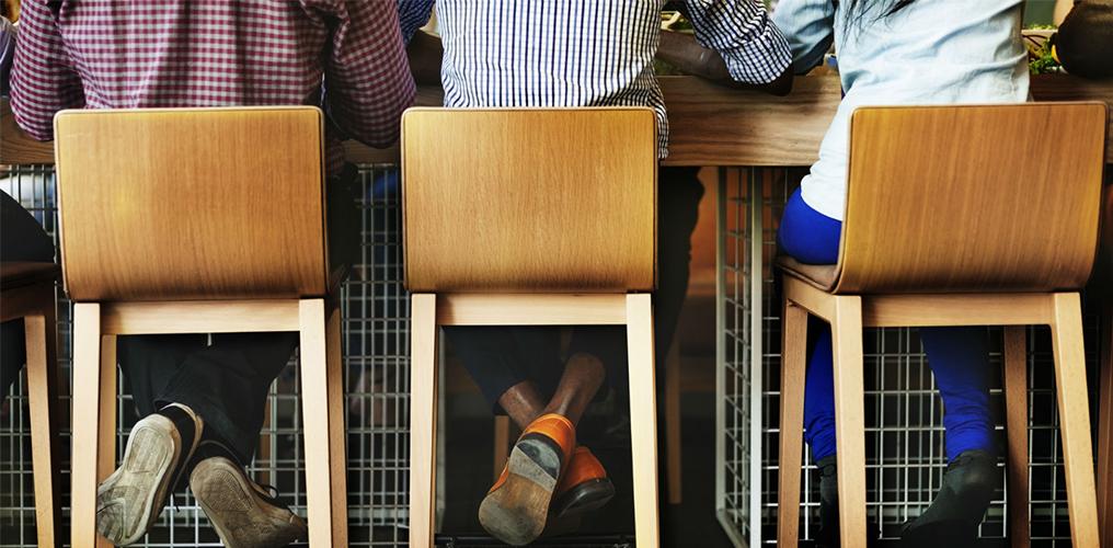 餐厅的高脚椅还能影响饮食方式