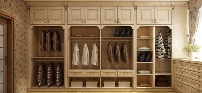 衣柜 就应该这样用