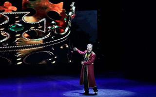 """莎士比亚""""诗的遗嘱""""将登陆国有大剧院"""