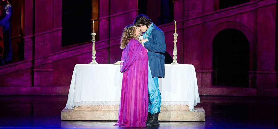 法国歌剧《罗密欧与朱丽叶》亮相国家大剧院