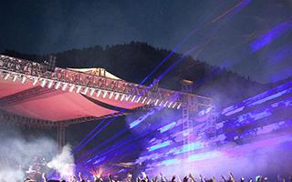 走进城市山水里的杭州国际音乐节