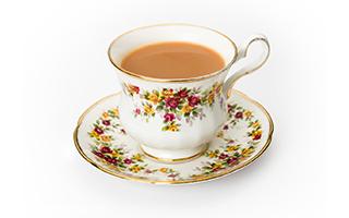 在坦克里也要泡茶的英国人